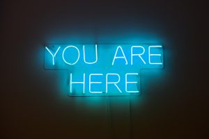 You are here neon signSee more of Aleks Marinkovic's work at http://aleksmarinkovic.com and on instagram http://instagram.com/baronmarinkovic